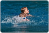 Sommer-Schwimmtraining